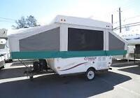 8.5 Box Canadian Tent Trailer for Sale