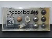 Indoor Boules by Loncraine Broxton and Partners Limited