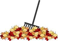 Leaf raking in HRM BEST RATES