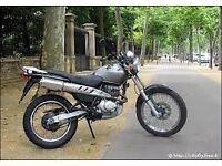 Wanted Honda CLR125 CityFly