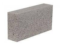 100mm Solid Concrete Blocks