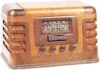 VINTAGE RADIO, PHONOGRAPH REPAIR