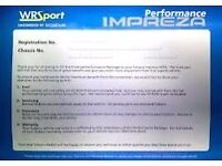SEARCHING all types of Prodrive PPP Parts for Subaru Impreza Models(ECU,PPP Downpipes,Exhausts)
