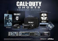*** Call Of Duty Ghosts - Prestige Edition *** Xbox360 ***
