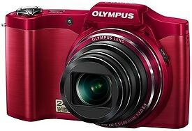 Olympus SZ-12 14MP Digital Camera with 24x Wide-Angle Zoom