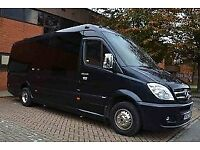 8,12,16 seat Minibuses with driver birmingham, Call Now to Save 30% today.