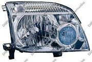 Nissan x Trail Headlight
