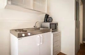 ### spacious studio to rent, very close to seven kings station ###