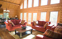 Vacation / Cottage / Chalet Stay on sale - 50% off - $2500 Watch