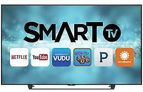 SANYO 40INCH FULL HD SMART LED TV IN BOX WITH WARRANTY ONLY @ $279.99 NO TAX ----- SUPER SALE NO TAX SALE