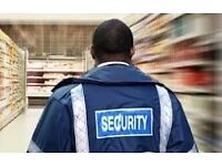 Retail Security Work in Bristol