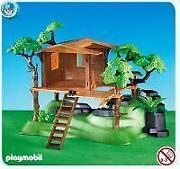 Playmobil Treehouse