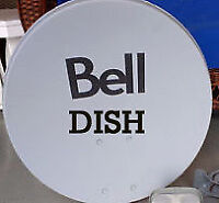 "BELL satellite dish 2 SW21 ""HI-DEF"" MULTI SWITCH'S. Cables"