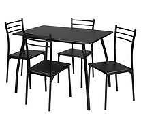 DINNING TABLE BLACK Richmond Hawkesbury Area Preview
