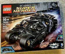 Batman tumbler Lego New Unopened