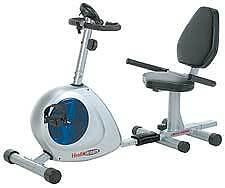 Exercise Bike- Recumbent. Health Stream HS6000R Liberty Yorkeys Knob Cairns City Preview