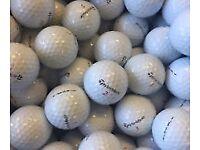 50 mix taylormade golfballs