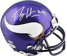 f5744ccff46 Autographed NFL Mini Helmets