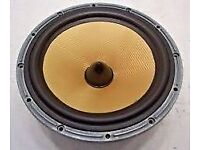Bowers and Wilkins (B&W) ZZ11436 replacement speaker driver