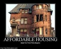 Foreclosure? Can't pay the mortgage? I can help!