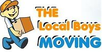 Movers Needed - Experienced Movers Only