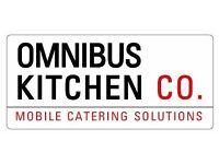 Mobile Catering Solutions Events Weddings Street Food Bus