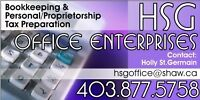 HSG Office Enterprises