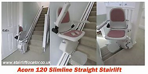 Stairlift- Acorn Superglide 120