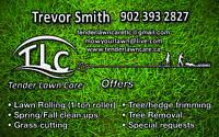 TLC Tree Trimming, Grass Cutting,