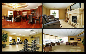 Furnished Luxury Apartment Near to UW, WLU, All Included