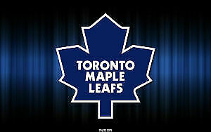 Toronto Maple Leafs Fans! .....2 Games Available!