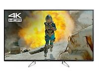 "Brand New Black Panasonic TX-40EX600B 40"" 2160p UHD LED LCD Internet TV"