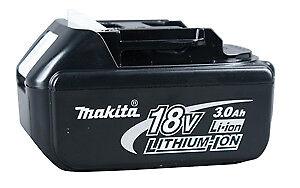 Batterie Makita BL1830 18 Volts Li-ion 3 Ah neuve