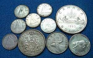 Coin Collector Wanting To Buy Canadian & American Coins Moose Jaw Regina Area image 4