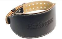 New Harbinger 6-inch Padded Leather Lifting