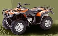 2001 Honda FourTrax Rancher