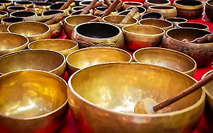 BUDHIST SINGING BOWLS -MEDITATION & THERAPY-  SALE IN VANCOUVER