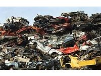 Scrap cars wanted £50_£120 top prices