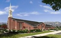 Come join us @ The Church of Jesus Christ of Latter Day Saints