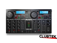 all in one nummark cd mixing deck