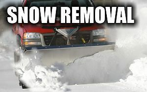 Snow Removal Salt and Sand Spreading Winter Services