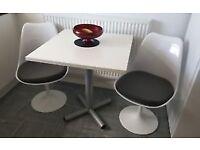 Joblot designer tulip restaurant cafe chairs contract outdoor furniture