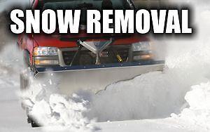 Snow Removal Salt and Sand Spreading Halton Winter Services