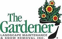 Full time landscape crew leaders and laborers needed