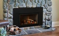 Gas Lines, Appliance Hookups and Fireplaces