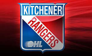 Kitchener Ranger Tickets for Various Games