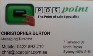 Point Of Sale , Touch screen computers , POS systems Full Support Parramatta Area Preview