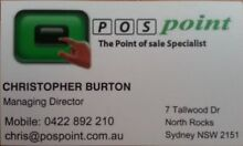 Point Of Sale , Touch screen computers , POS systems Full Support Parramatta Parramatta Area Preview