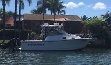 TROPHY 2802 WALKAROUND CABIN WITH 2014 VERADOS Runaway Bay Gold Coast North Preview
