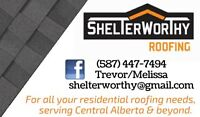 New Roofing Company in Innisfail!